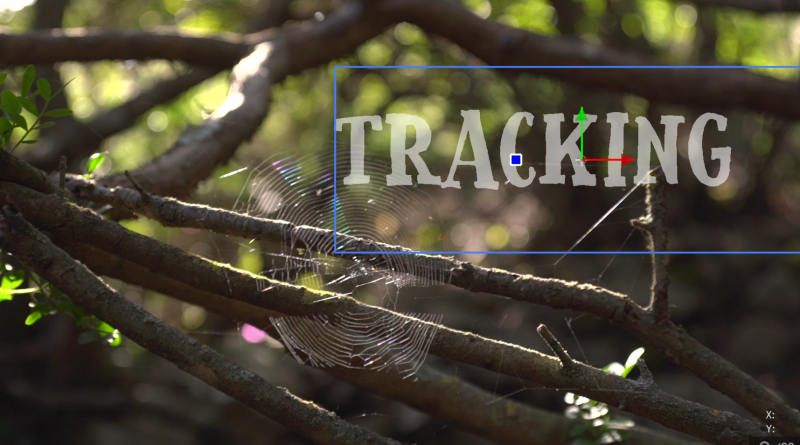 Motion Graphic – Esercitazione 02 Motion tracking con Hitfilm Express
