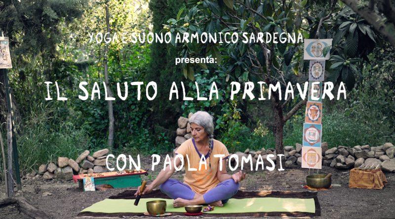 Soneyoga, yoga e paesaggi sonori dalla Sardegna, #01 Il Saluto alla Primavera