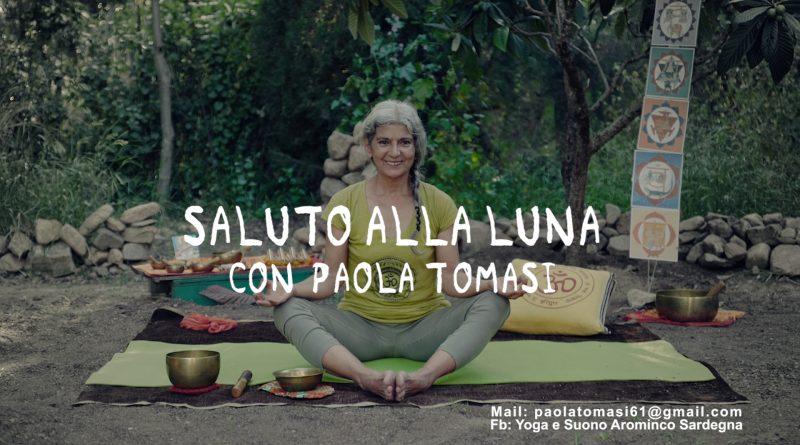 Soneyoga, yoga e paesaggi sonori dalla Sardegna, #06 Il Saluto alla Luna