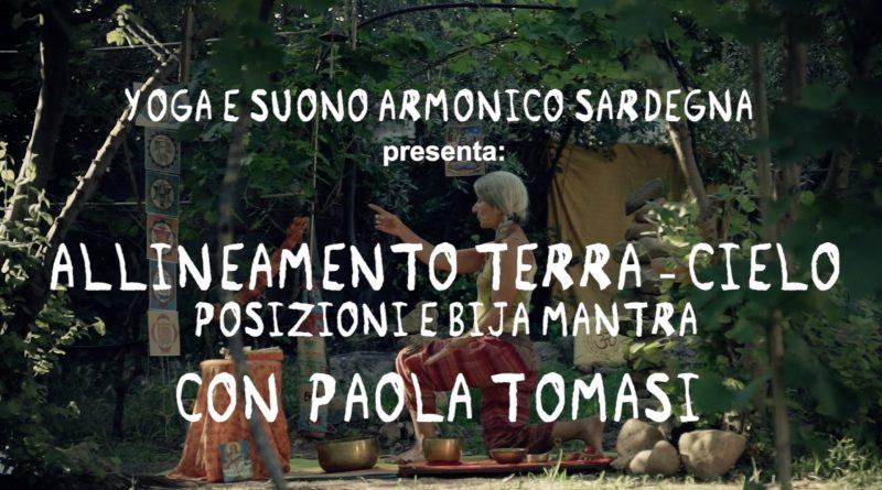Soneyoga, yoga e paesaggi sonori dalla Sardegna, #05 Allineamento Terra Cielo, Posizioni e Bija Mantra
